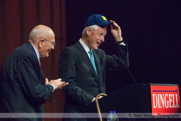 President Bill Clinton to be keynote speaker at Michigan Democratic Party Jefferson-Jackson Dinner