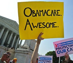 Millions breathe a sigh of relief after Obamacare Supreme Court win