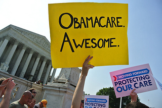 Obamacare, still working: A good news round-up
