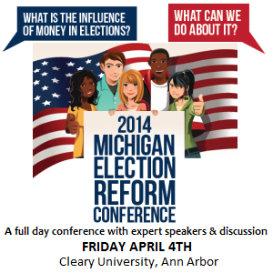 INTERVIEW: Josh Silver of Represent.Us, keynote speaker at next week's Michigan Election Reform Conference