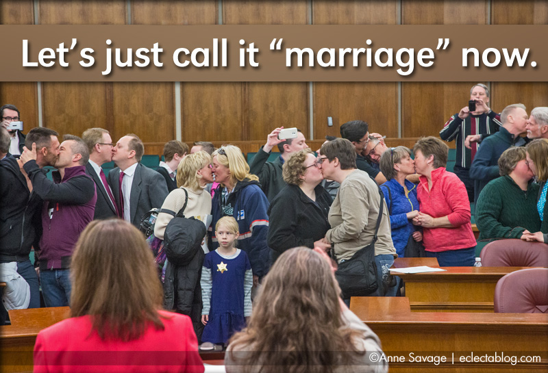 After nearly 300 Michigan same-sex couples wed, Appeals court grants Gov Rick Snyder's request to waste taxpayer money