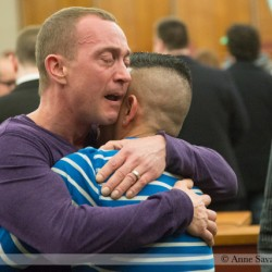 PHOTOS: 300 Michigan same-sex couples wed during a one-day window of marriage equality