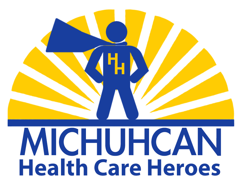 "Eclectablogger Amy Lynn Smith honored as a MICHUHCAN ""Health Care Hero"""