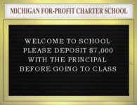 Two Michigan for-profit charter schools being held accountable for breaking the law