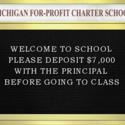 Charter school funding fiascos: Misplaced priorities and warped values