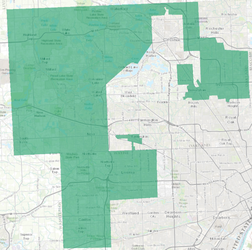 The MI-11 Congressional race is one of the most interesting in the country