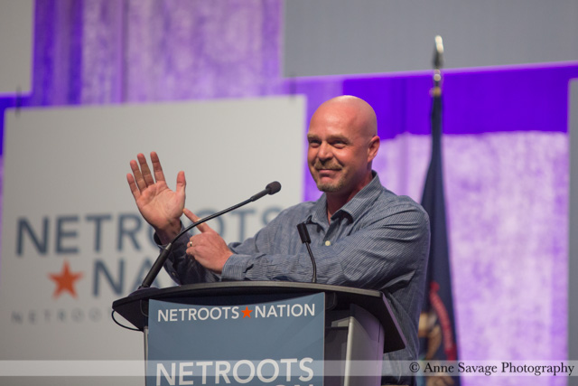 PHOTOBLOG: A recap of the Netroots Nation conference in Detroit