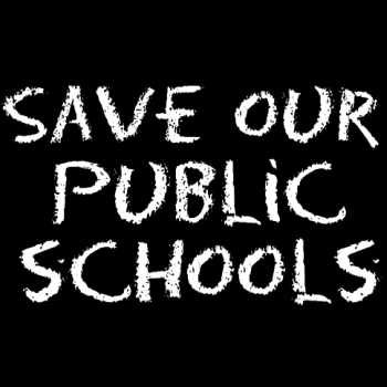 REMINDER: Michigan Teachers & Allies for Change rally for public schools in Ann Arbor TODAY!