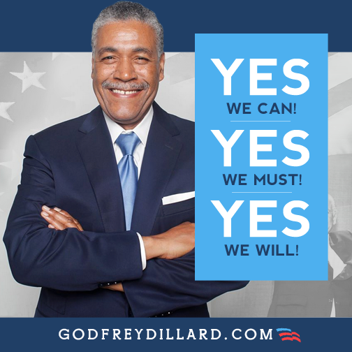EVENT: Ann Arbor fundraiser for Democratic Secretary of State candidate Godfrey Dillard this Tuesday – 9/23/14
