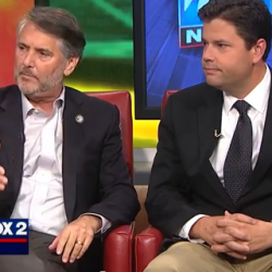 "VIDEO: Michigan GOP Chair Bobby Schostak: ""The debates are gonna happen"" & ""Gov. Milliken is irrelevant"""
