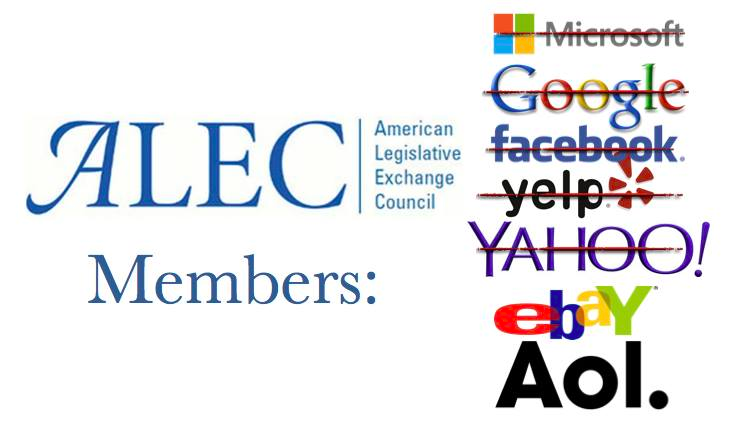 BREAKING: Yahoo! leaves ALEC