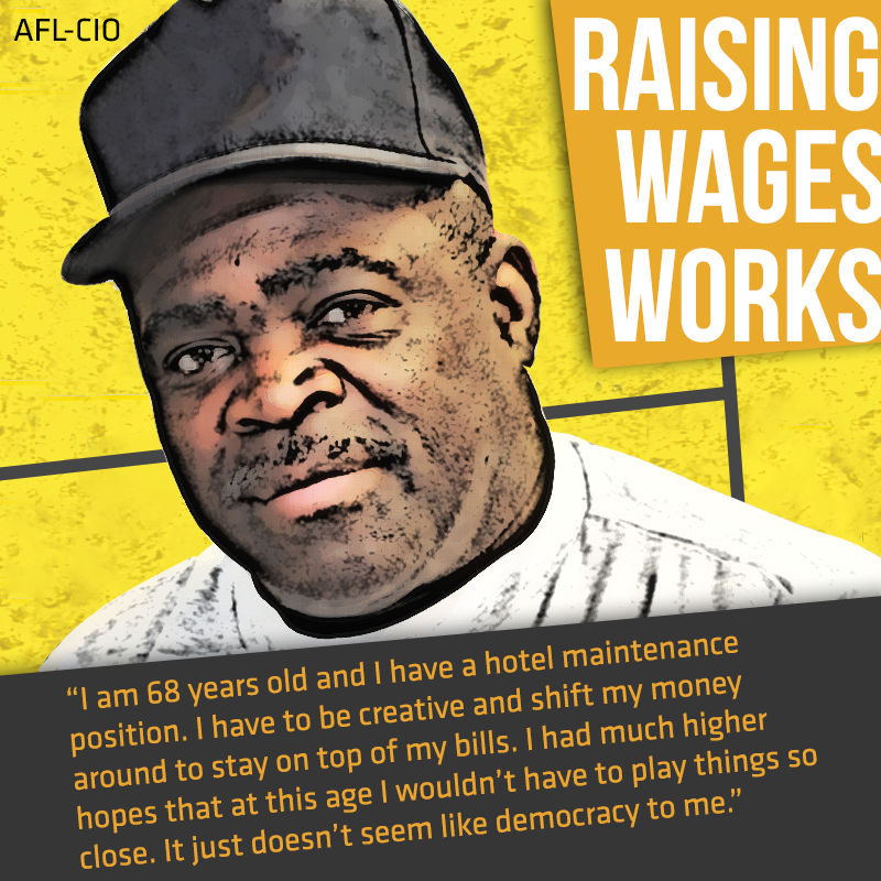 As our minimum wages inches up on Labor Day, 40% of Michigan households don't earn enough to pay their bills