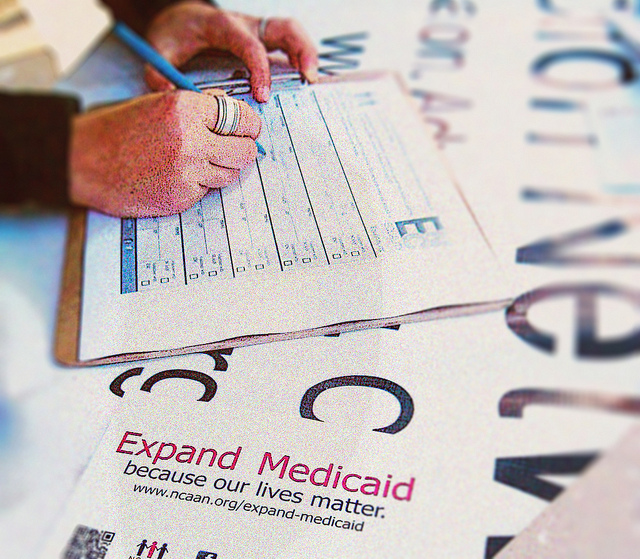 Want Medicaid expansion in your state? Vote accordingly