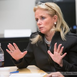 "INTERVIEW: Debbie Dingell – ""It's important that people know that I will work hard for them, I will be their fighter"""