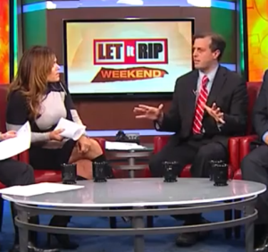 Democratic State House Rep. Jeff Irwin explains Gov. Snyder's cuts to education on Let It Rip