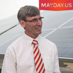 VIDEO: MaydayPAC releases second ad in effort to defeat far-right Republican Fred Upton