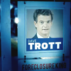 VIDEO: Democrat Bobby McKenzie in MI-11 releases first ad slamming Foreclosure Vulture David Trott