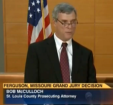 St. Louis County Prosecuting Attorney gives case study in how to inflame racial tensions – UPDATED