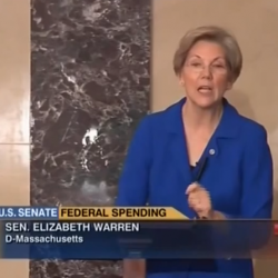 Elizabeth Warren is the middle class' firewall against Wall Street