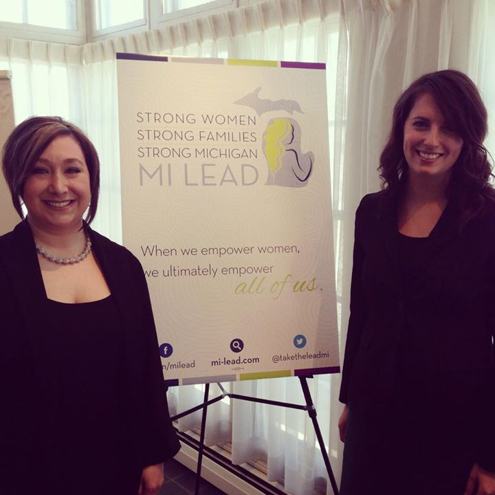 MI Lead coalition launches to give women a stronger voice in Michigan