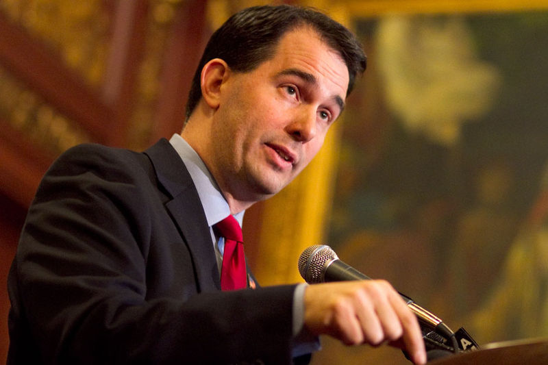 Scott Walker reveals the real Republican agenda — deficit, division and lower wages