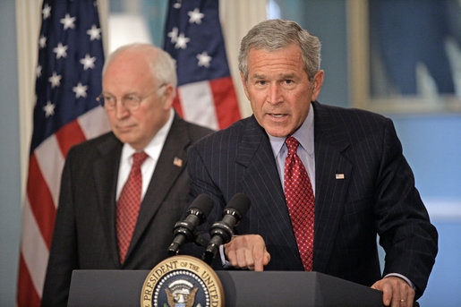The exact same people who lied us into war with Iraq are trying to lie us into war with Iran