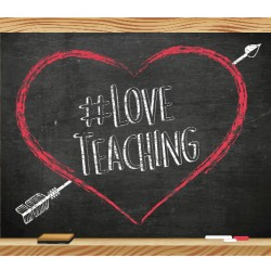 Amidst all the challenges facing education today, teachers want you to know that they still #LoveTeaching