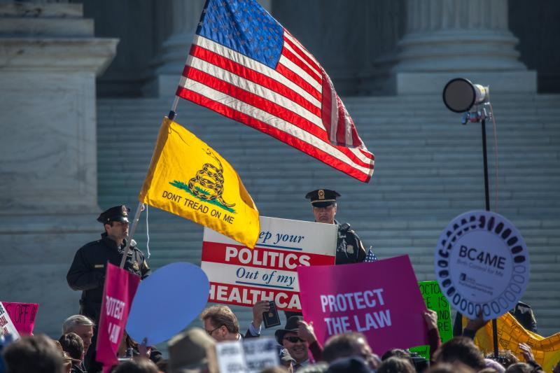 Republicans have a plan if the Supreme Court guts Obamacare — let people die and blame Obama