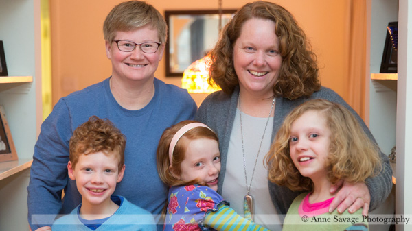 INTERVIEW (with photos) with one of Michigan's rare married same-sex couples on their one-year anniversary