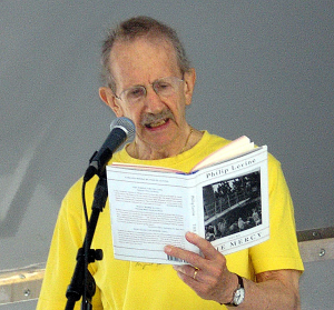 GUEST POST: After Philip Levine: Who Will Speak for Workers Now? And is Anyone Listening?
