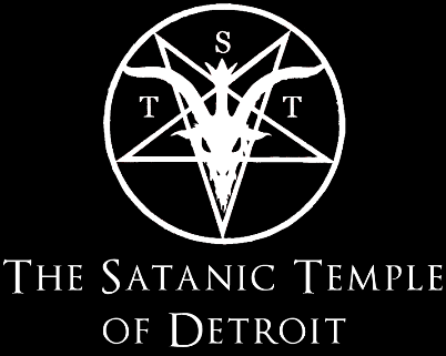 Satanic Temple of Detroit demands groups who discriminate on religious grounds post signs warning their customers