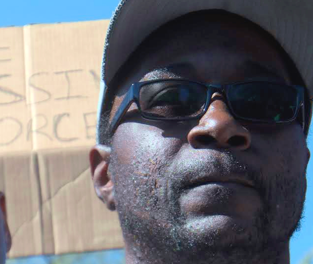 """Father of black Detroit youth shot by ICE agent: """"They brought my son down the stairs and executed him in my face"""""""