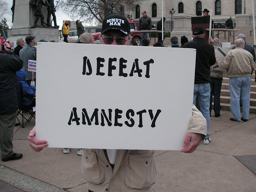 defeat amnesty