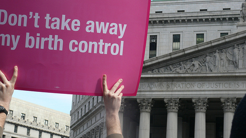 Obama administration stands up to health insurers on birth control coverage and more