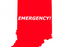 Indiana was the 2nd state to pass an emergency manager law and 2nd state to realize it doesn't solve their problems