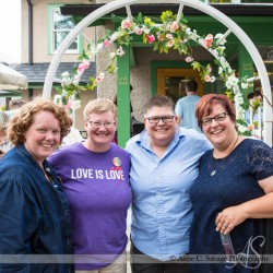 "Celebrating a year of marriage equality: ""Joy"" – June 26, 2015 (PHOTOS)"