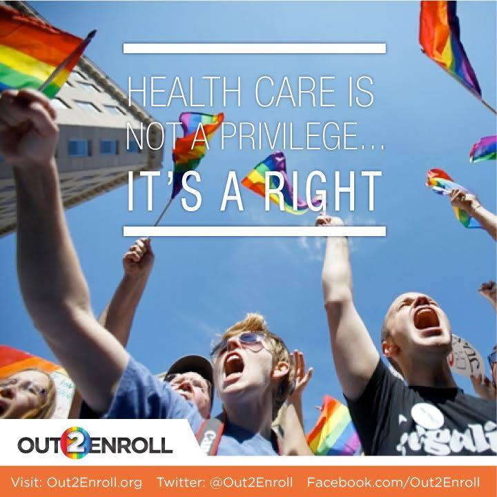 How Obamacare is moving the cause of LGBT equality forward