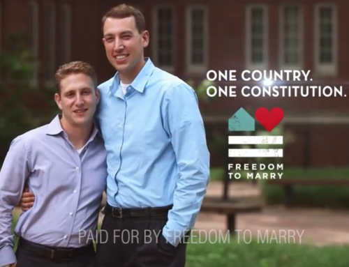 Chattanooga TV station refuses to air marriage equality ad featuring Republican member of the military
