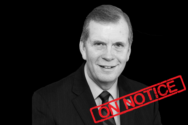 """Grandfather of the Tea Party"" Republican Tim Walberg put ""On Notice"" by EMILY's List"