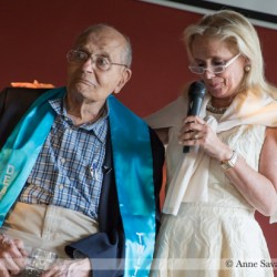 "VIDEO: John Dingell named ""The Dean of Twitter"", reads some of his ""greatest hits"" tweets LIVE at the Eclectafundraiser"