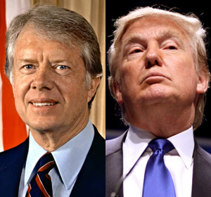 GUEST POST: Jimmy Carter and Donald Trump – Some Thoughts