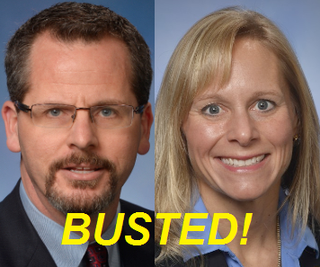 Disciplinary committee votes to recommend expulsion of both Todd Courser and Cindy Gamrat