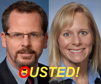 Courser resigns, Gamrat ousted, and Dems score a huge victory on behalf of transparency, integrity, & accountability