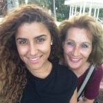 Marion + Daughter 2015