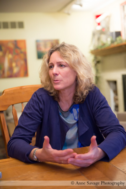 "INTERVIEW - Gretchen Driskell campaigning hard in Michigan's 7th District to beat ""Caucus of No"" member Tim Walberg"