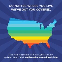 Get covered and assert your rights during Obamacare LGBT Week of Action