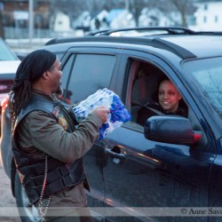 PHOTOS: Flint – A poisoned city with the tenacity, strength, & pride to never quit (with a lot of help from its friends)