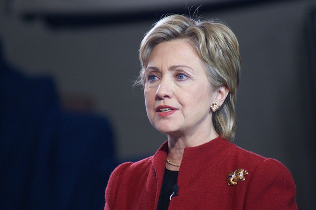 Hillary Clinton weighs in on the poisoning of Flint's drinking water