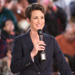 PHOTOS: Rachel Maddow brings a message of hope to Flint, says the #FlintWaterCrisis is now a national problem to solve