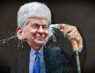 Decent people must shun Rick Snyder for the rest of his life